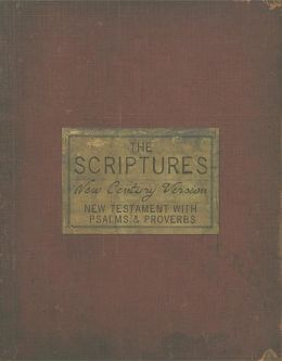 The Scriptures: New Testament with Psalms and Proverbs