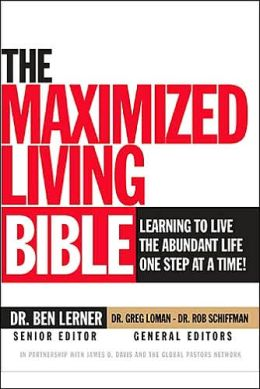 The Maximized Living Bible: New Century Version (NCV)