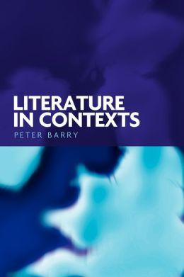 Literature in Contexts