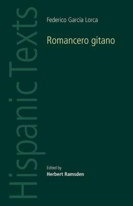 Romancero Gitano by Federico Garcia Lorca
