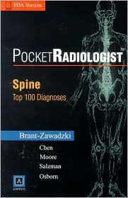 PocketRadiologist - Spine: Top 100 Diagnoses, CD-ROM PDA Software - Palm OS Version