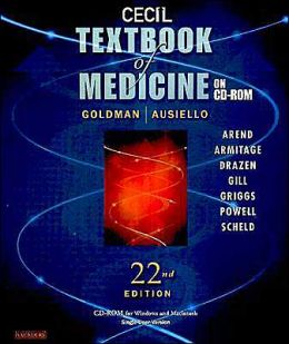 Cecil Textbook of Medicine, CD-ROM