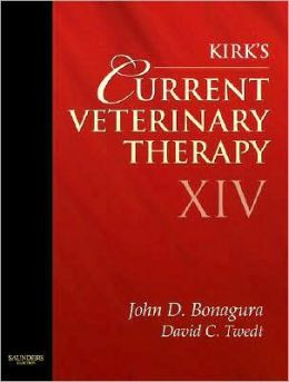 Kirk's Current Veterinary Therapy XIV