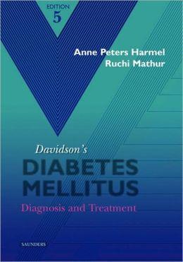Davidson's Diabetes Mellitus