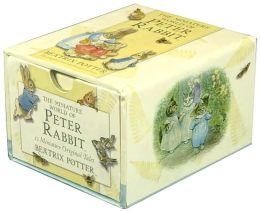 Miniature World of Peter Rabbit 12 copy Mini drawer R/I