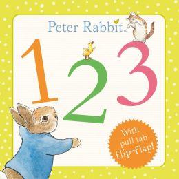 Peter Rabbit 1 2 3