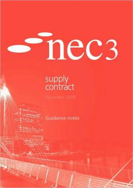 NEC3 Supply Contract