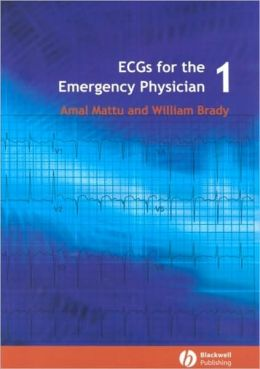 ECG's for the Emergency Physician