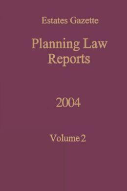 PLR 2004: Vol 2