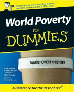 World Poverty for Dummies (Dummies Series)