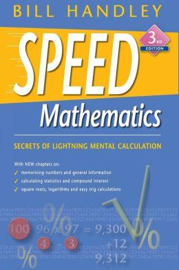Speed Mathematics