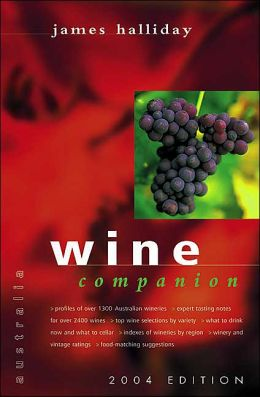 James Halliday Wine Companion 2003