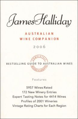 James Halliday's Wine Companion 2006