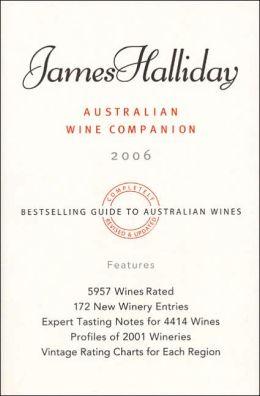 James Halliday's Wine Companion 2006
