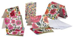 Kim Parker Zinnia Keep It Box Note Cards