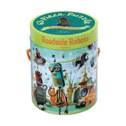 Roadside Robots 63 Piece Puzzle