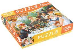 Renoir Boating Party 1000 Piece Puzzle