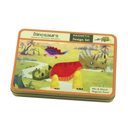 Dinosaurs Magnetic Design Set