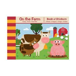 On the Farm Book of Stickers