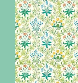 V&A William Morris Recipe Binder