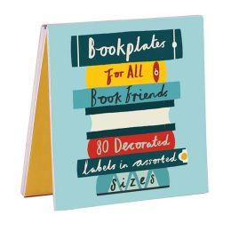 Book Friends Book of Labels