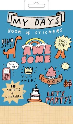 My Days Book of Stickers