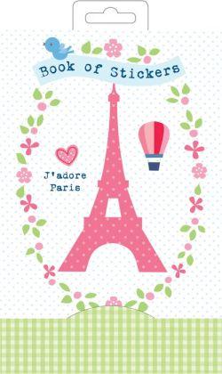 Paris Book of Stickers