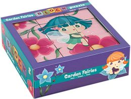 Garden Fairies Block Puzzle