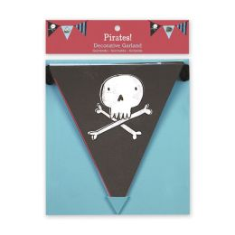 Pirates Decorative Garland