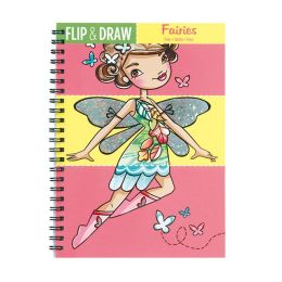 Fairies Flip & Draw