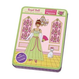 Royal Ball Magnetic Figure