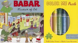 Babar Color Me Puzzle