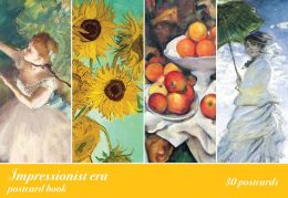 Impressionist Era Postcard Set