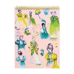 Fashion Figures Sketchbook
