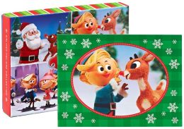 Rudolph Collection Christmas Boxed Cards