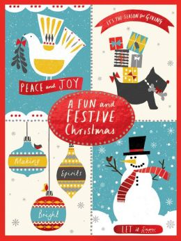A Fun and Festive Christmas Deluxe Notecard Collection