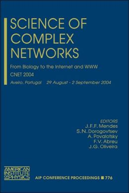 Science of Complex Networks