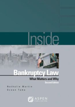 Inside Bankruptcy Law