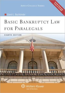 Basic Bankruptcy Law for Paralegals, Eighth Edition with CD