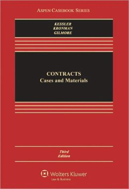 Contracts: Cases and Materials, Third Edition