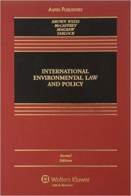 International Environmental Law, Second Edition
