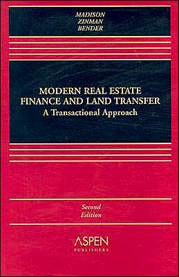 Modern Real Estate Finance