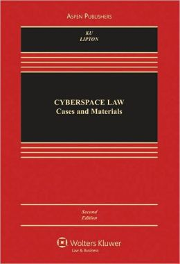 Cyberspace Law: Cases and Materials, Second Edition