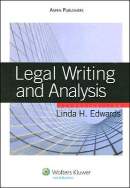 Legal Writing and Analysis, Second Edition