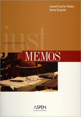 Just Memos, Second Edition