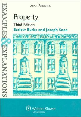 Examples & Explanations: Property, 3rd Ed.