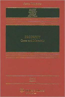 Property: Cases and Materials, Second Edition