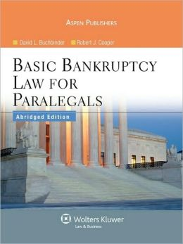 Basic Bankruptcy Law for Paralegals (Abridged Edition)