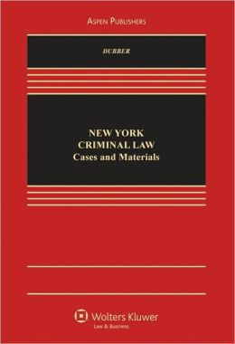New York Criminal Law