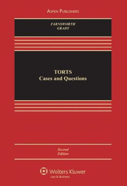 Torts: Cases and Questions, Second Edition
